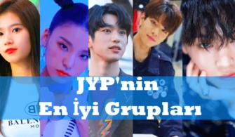 JYP'nin En İyi Grupları