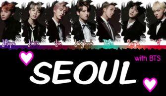 BTS, Resmi Seoul Fahri Temsilcisi