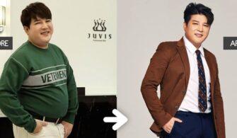 Super Junior Shindong kiloları öncesi sonrasın Sonraki Halini Paylaştı