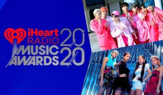 BTS and BLACKPINK were nominated in two categories for the 2020 iHeartRadio Music Awards