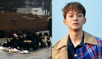 Only 7 People Participated in Protest of EXO-L's Chen Removal from EXO