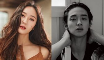 f (x) Krystal and Jang Dong Yoon will star in a military series