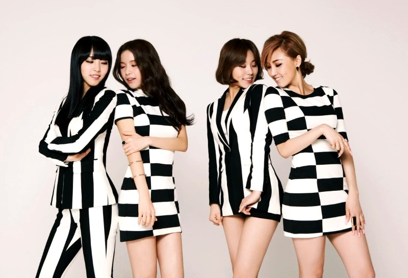 Mamamoo K- Pop Girl Group
