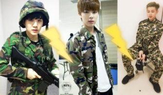 BTS-askere-gidecek