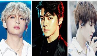 2020 en yakışıklı idoller