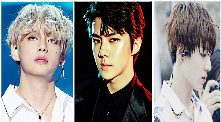 Top 10 Most Handsome K Pop Male Idols Of 2020 Korebu Com