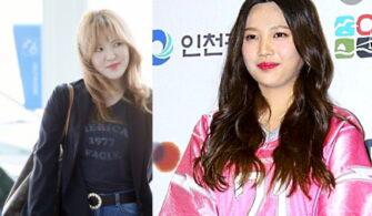 kilolu k-pop idolleri