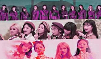 mart ayı kız grupları marka itibar sıralaması