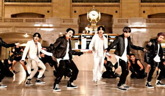 bts on grand central