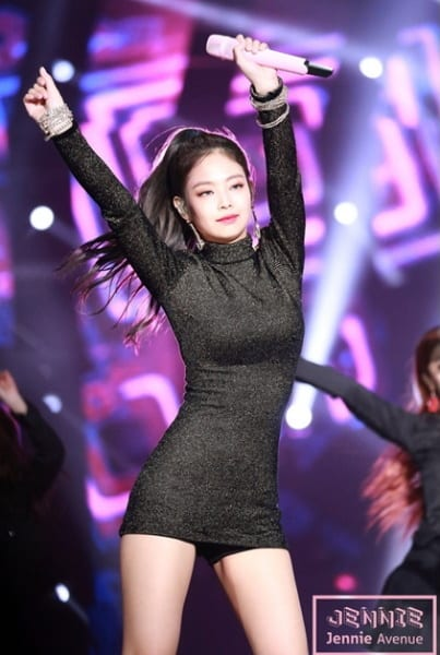 blackpink jennie fit - diet