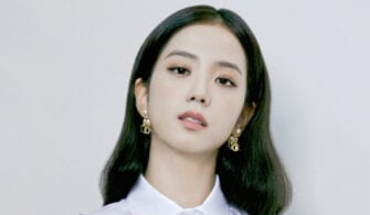 BLACKPINK Jisoo is so stylish with DIOR Dress and Earrings!