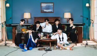 BTS BE Concept Cover