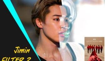 BTS online concert - Jimin Filter Performance?