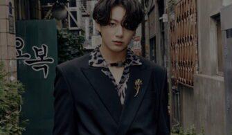 jungkook black