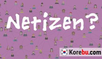 Netizen ne demek? Kime denir? Konglish bir kelime mi?
