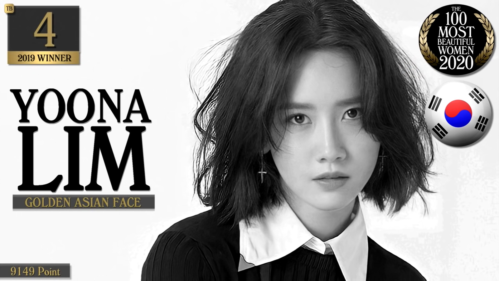 Lim Yoona - The 100 Most Beautiful Women Of 2020