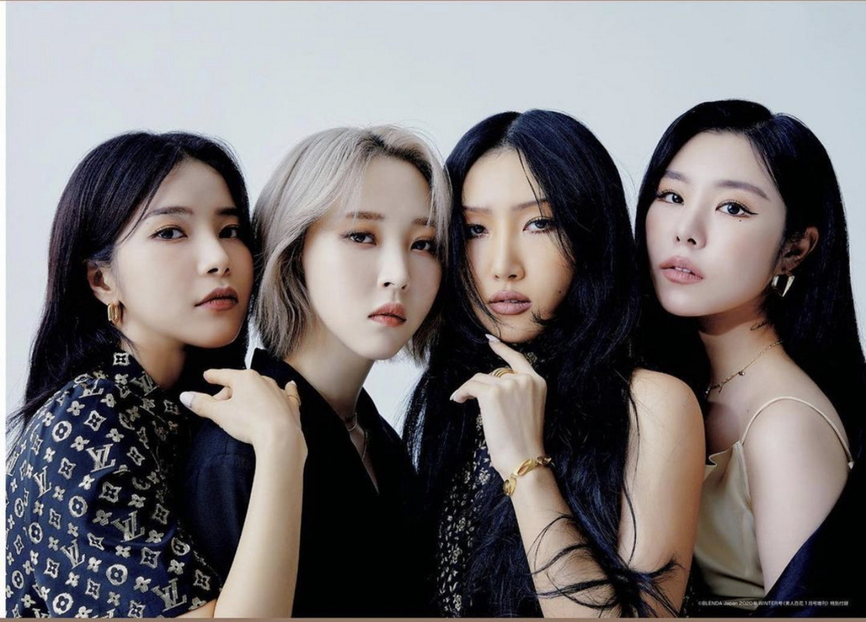 MAMAMOO and RBW Entertainment about to sign contract? | KoreBu.com (en)