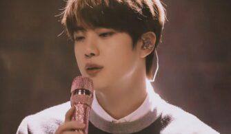 jin pink mic