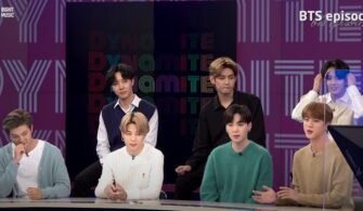 bts on the news