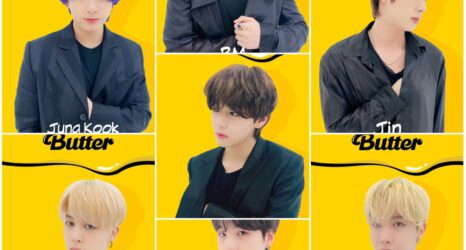 bts butter cover