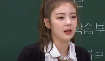 itzy lia knowing bros
